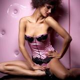 Catrinel Menghia lingerie